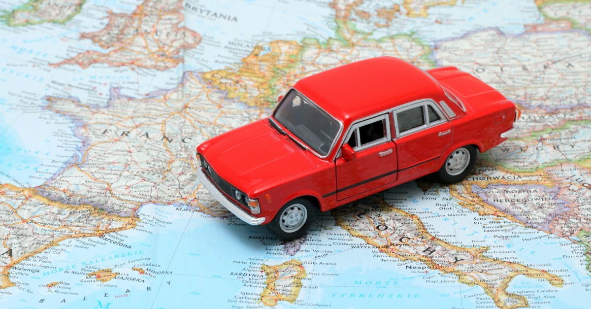 Eight tips for a successful foreign road trip