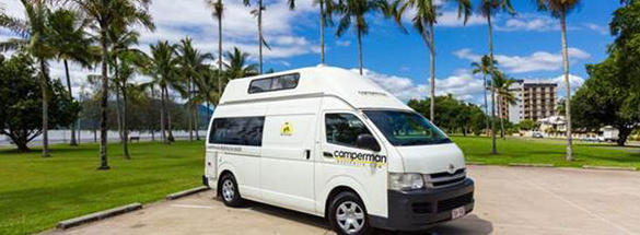 Camperman: 4 Free Days for Every 12