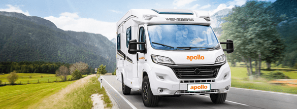 10% OFF Winter Motorhome hire