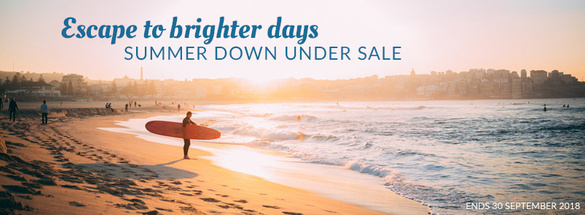 Summer Down Under Sale!!