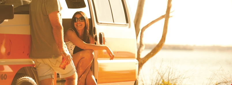 Hippie: 20% Off Summer Vanlife!