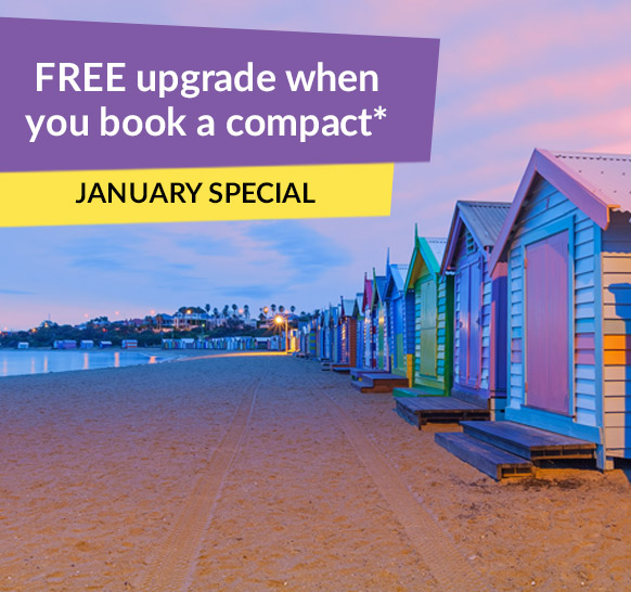 Special Offer Free Upgrade With Alpha Car Hire Australia