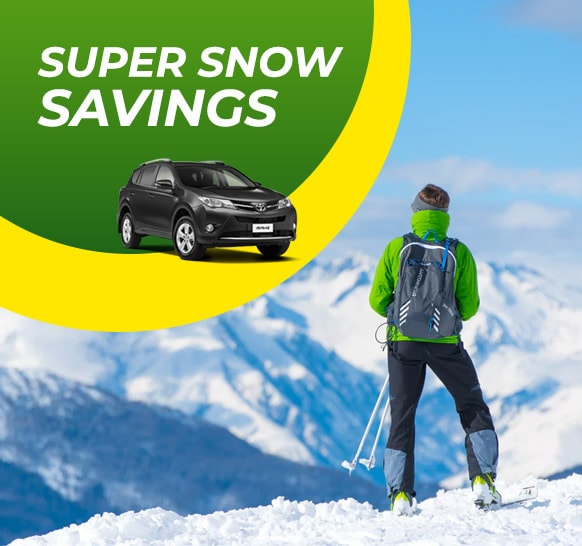 Special Offer - Winter Snow Package + Free Additional Driver