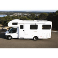 Real Value 6 Berth australia camper van hire