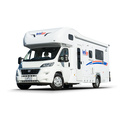 Conquest Royale - Luxury 4 Berth Motorhome australia camper van hire