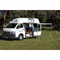 3 Berth Hitop - The Princess australia camper van hire