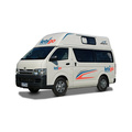 2 Berth Hi Top australia camper van hire