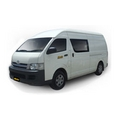 (Group H4) Slwb Transit VAN Toyota or similar sydney car hire