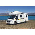 4/5 berth Tribute new zealand camper van rental
