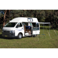 3 Berth: The Princess australia camper van hire