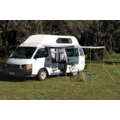 3-4 Berth: The Hume australia camper van hire