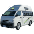 Go Cheap Hi Top Campervan australia camper van hire