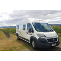 Beta 4 Berth australia camper van hire