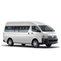 Toyota Commuter or similar melbourne car hire