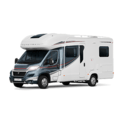 4/5 berth Imala 715 new zealand camper van rental