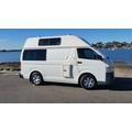 HiTop - Side Facing australia camper van hire