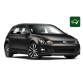 Vw-Golf Manual uk car hire