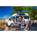 Family 5 HiTop (All Inclusive Rate) $500 EXCESS australia camper van hire