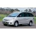 Group T - Tarago Toyota or similar perth car hire