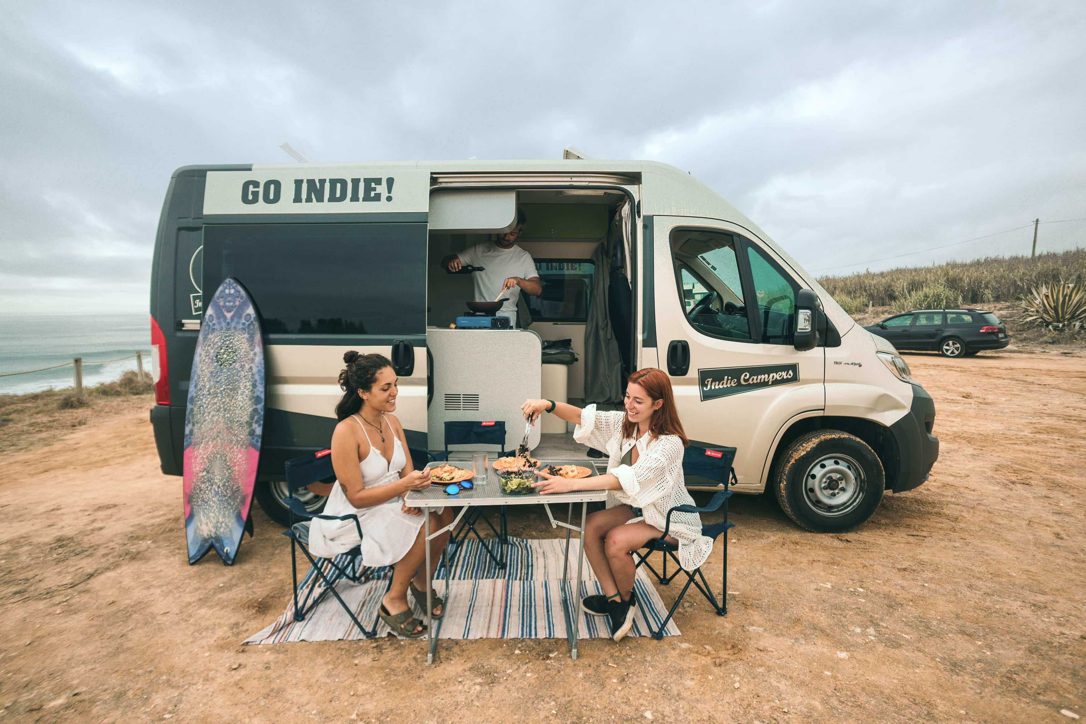 Indie Campers Active Plus