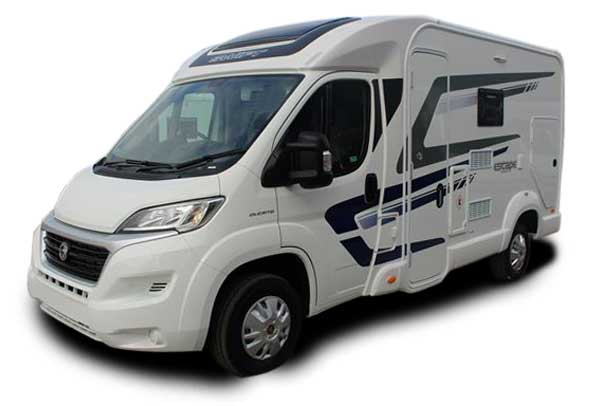 Landcruise Motorhome Hire Swift Escape 205