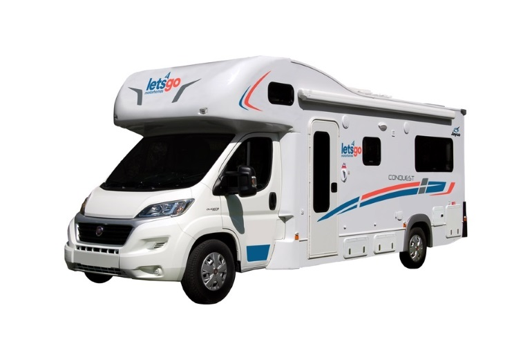 Conquest Tourer - 6 Berth Motorhome