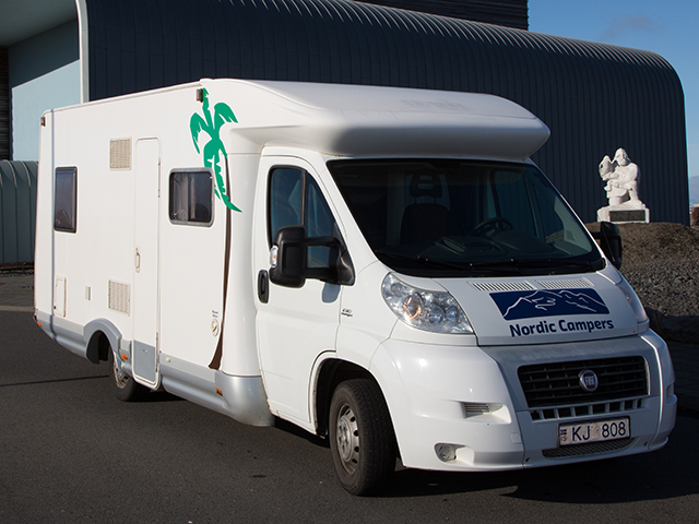 Nordic Campers Fiat Motorhome Small or similar