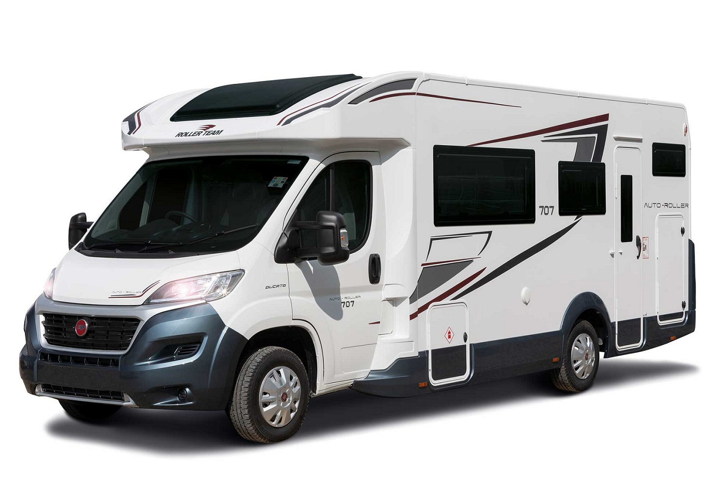 Landcruise Motorhome Hire Auto-Roller 707