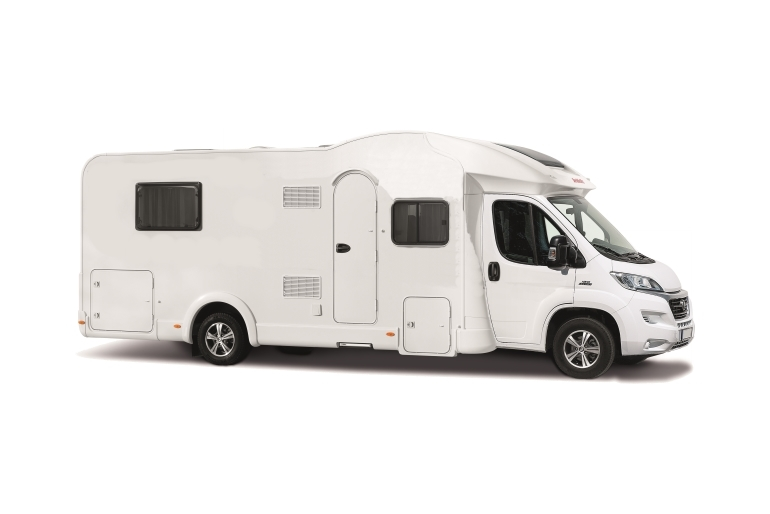 Pure Motorhomes Sweden Comfort Plus T 7151-4 DBM or similar