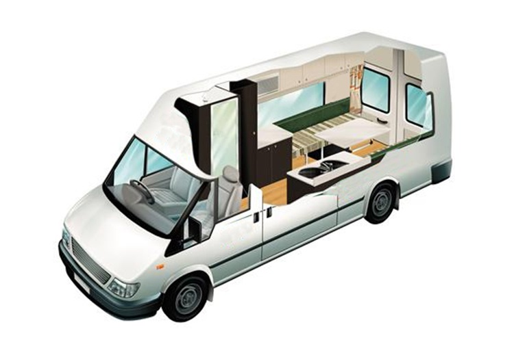 RV Shop 2 Berth Self Contained