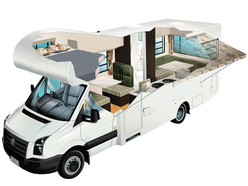 RV Shop 6 Berth