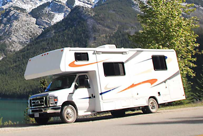 Westcoast Mountain Campers (MHA) Maxi Motorhome MH-A