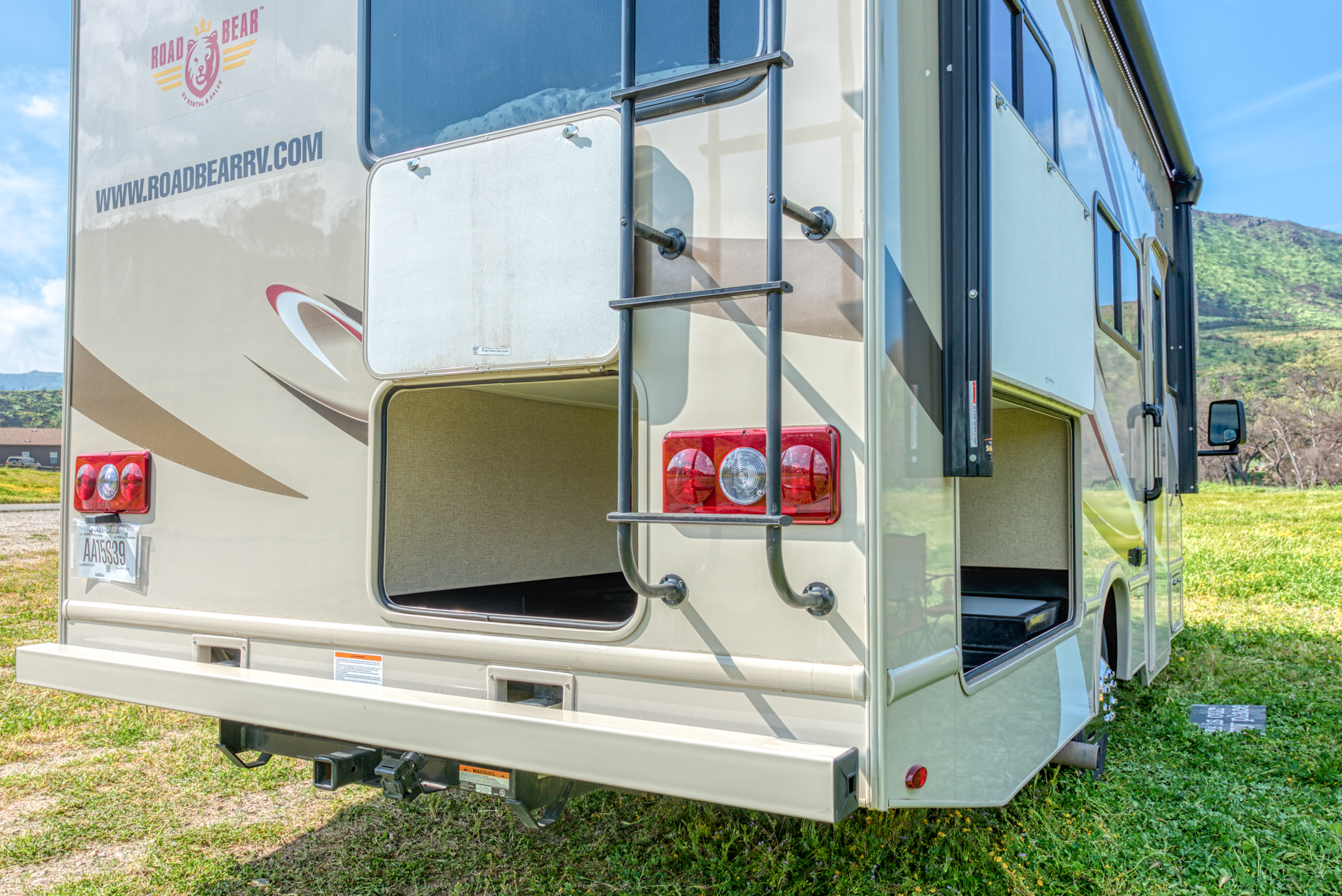 Awesome 22 24 Ft Class C Non Slide Motorhome Rv Rental Usa Download Free Architecture Designs Scobabritishbridgeorg
