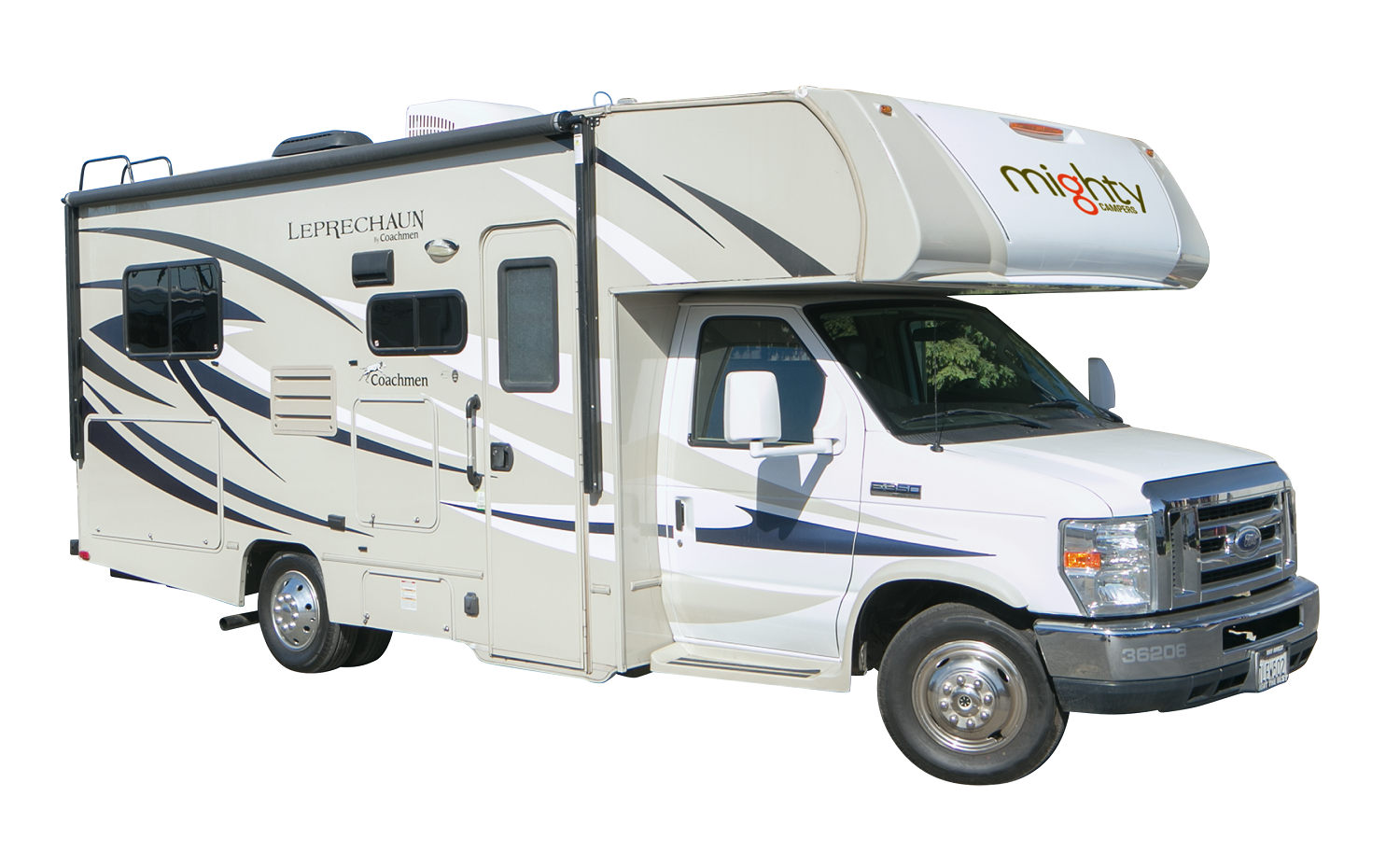 Mighty Campers USA MC22