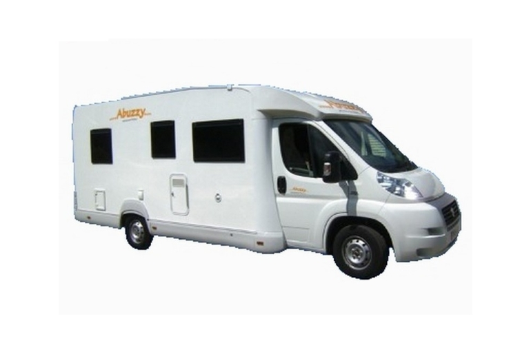 Abuzzy Motorhome Rentals New Zealand Abuzzy 2 Berth Ultimate