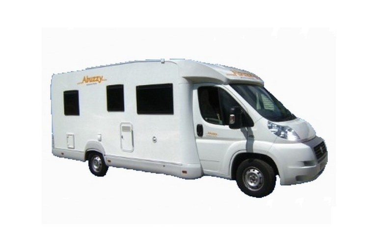 Abuzzy Motorhome Rentals New Zealand Abuzzy 4 Berth Ultimate
