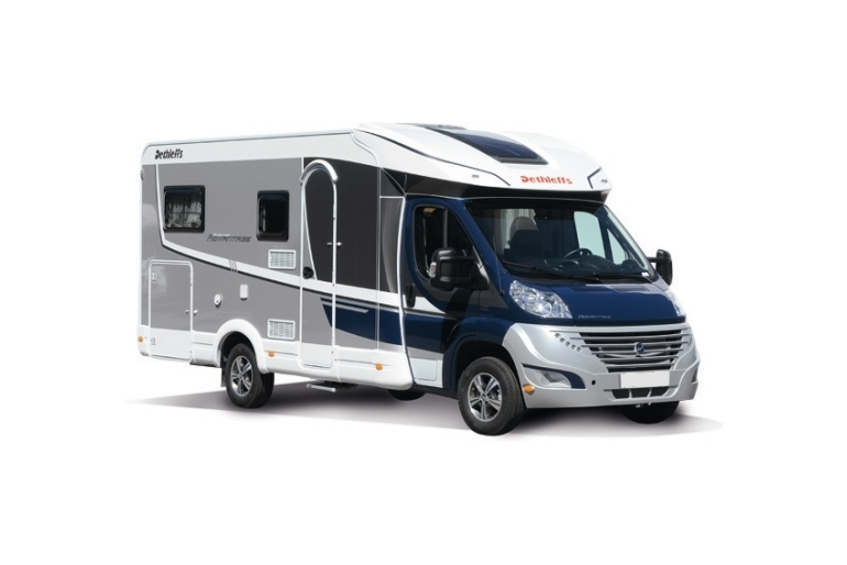 Pure Motorhomes Spain Compact Plus or similar