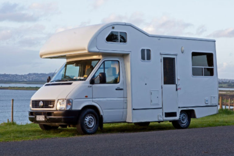 Compass Campers New Zealand Koru 4-Berth