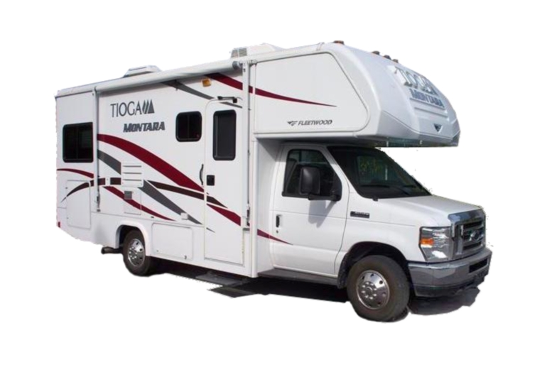 Happy Holidays Motorhomes 24' - 25' Motorhome