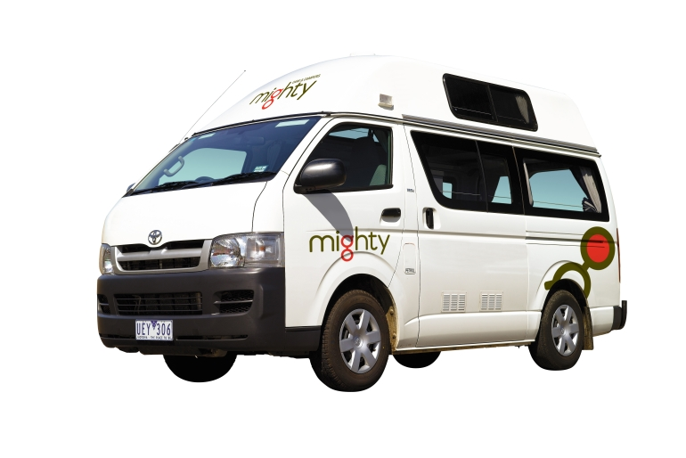Mighty Campers AU Domestic 2 Berth Highball