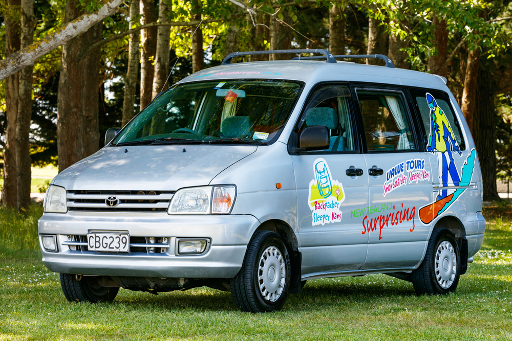 Backpacker Sleepervans Sleepervan