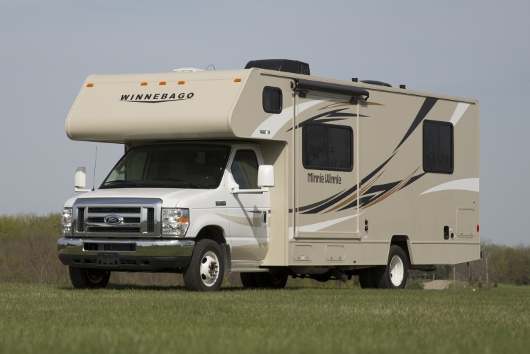 Star RV USA Tucana RV