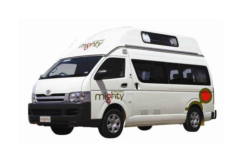Mighty Campers AU Domestic 4 Berth Doubledown