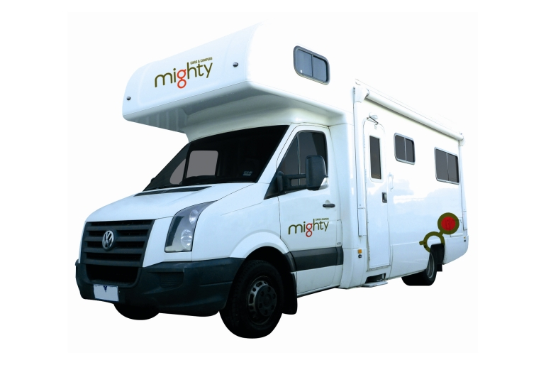 Mighty Campers AU Domestic 4 Berth Doubleup