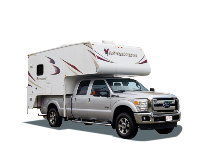 Tc-B (Truck Camper With Bunk Bed) - Motorhome And Rv Travel