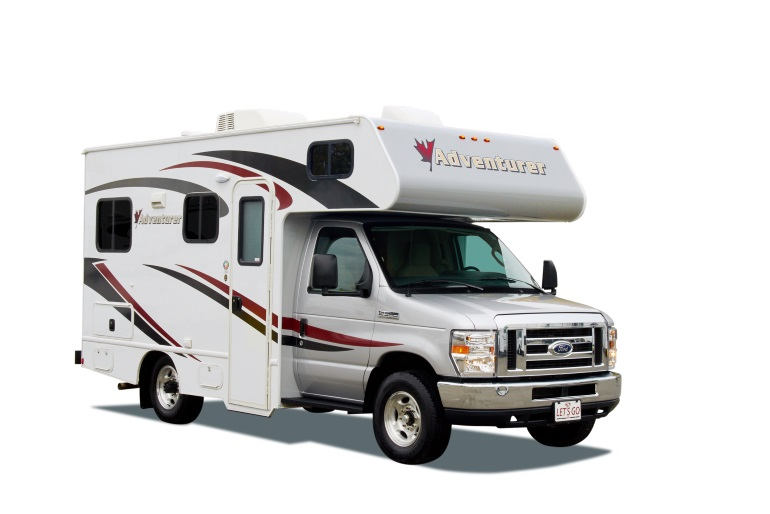 C small mh19 motorhome rental canada for Motor homes to rent