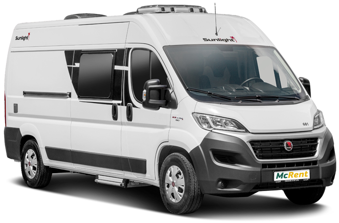 Pure Motorhomes Norway Urban Plus Globecar Pössl or similar