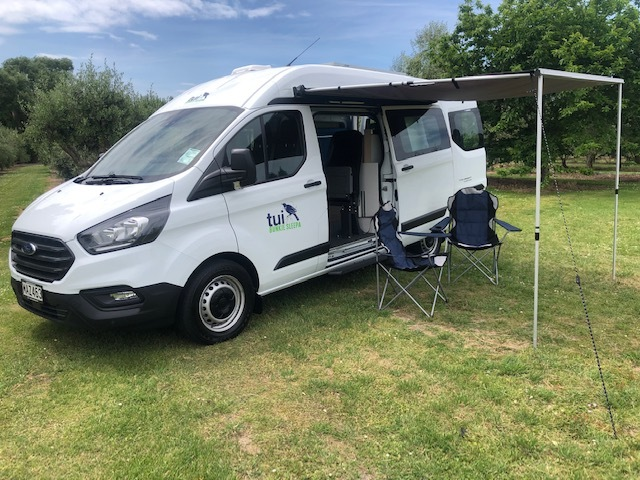 Tui Campers NZ Bunkie Sleepa 4 berth