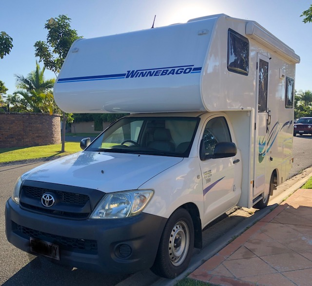 Driveabout Campers Winnebago Compact Motorhome