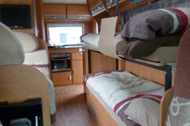Abuzzy 6 Berth Grand Motorhome Rental Worldwide